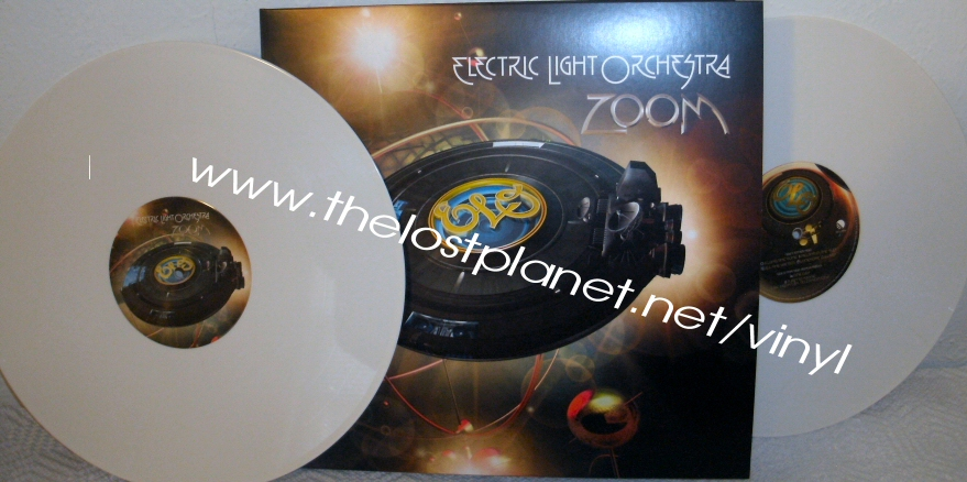 Lost Planet Cool Vinyl Page